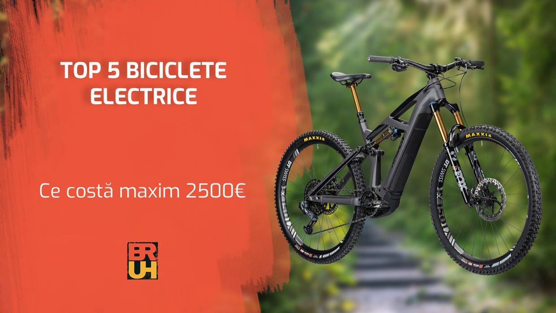 top 5 biciclete electrice ieftine
